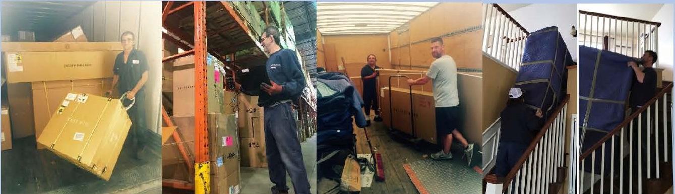 livraison à domicile et assemblage de mobilier